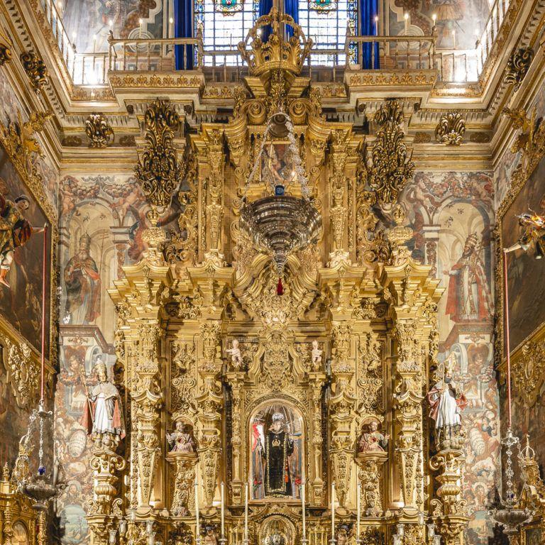 Basílica de San Juan de Dios en Granada - Barroco español
